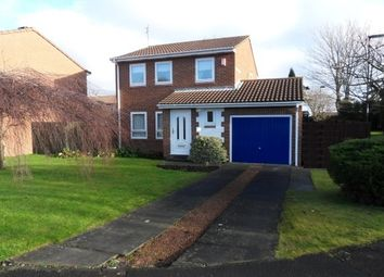 3 bed detached house to rent in Claverley Drive, Backworth, Newcastle Upon Tyne NE27