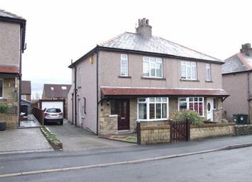 Thumbnail 3 bedroom semi-detached house for sale in Mountfields, Lightcliffe, Halifax