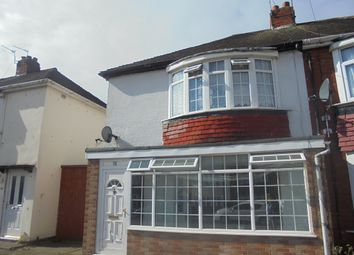 Thumbnail 3 bed semi-detached house to rent in Hilton Road, Lanesfield, Wolverhampton