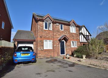 Thumbnail 4 bed detached house for sale in Primrose Drive, Kingsnorth