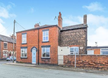 Thumbnail 3 bed terraced house for sale in Baddeley Street, Burslem, Stoke-On-Trent