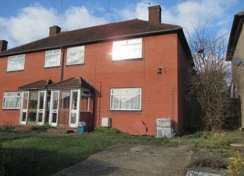 Thumbnail 3 bed semi-detached house for sale in Brocket Way, Chigwell