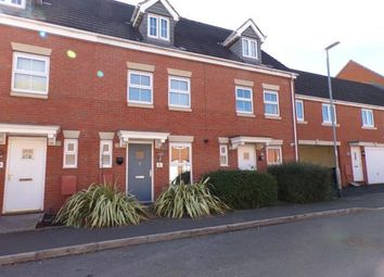 Thumbnail 4 bed terraced house for sale in Meadowlands Avenue, Bridgwater