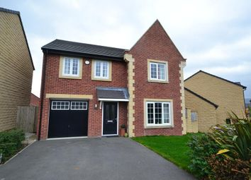 Thumbnail 4 bed detached house for sale in Yarrow Crescent, Clitheroe, Lancashire