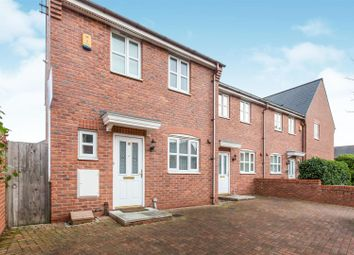 Thumbnail 3 bed semi-detached house for sale in Deansgate, Weston, Crewe