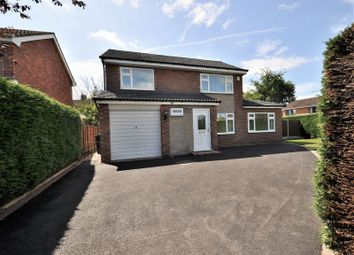 Thumbnail 4 bed property to rent in Riverside Crescent, Holmes Chapel, Crewe