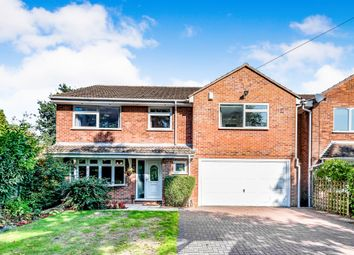 Thumbnail 5 bed detached house for sale in Trent Valley Road, Lichfield