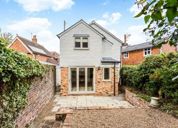 Thumbnail 3 bed detached house to rent in High Street, Frant, Tunbridge Wells