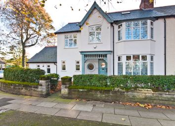 Thumbnail 6 bed semi-detached house for sale in Garston Old Road, Grassendale, Liverpool
