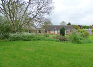 Thumbnail 4 bed detached bungalow for sale in Main Road, Saltfleetby, Louth