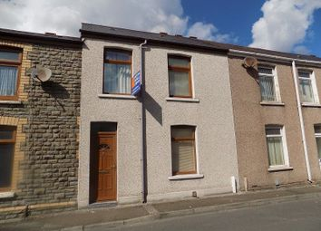 Thumbnail 4 bed terraced house for sale in Angel Street, Aberavon, Port Talbot, Neath Port Talbot.