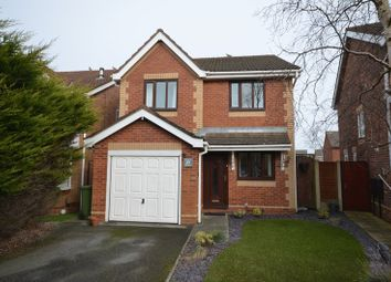 Thumbnail 3 bed detached house for sale in Canterbury Close, Poulton-Le-Fylde