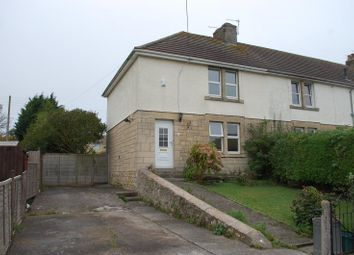 Thumbnail 3 bed semi-detached house to rent in Princes Street, Clandown, Radstock