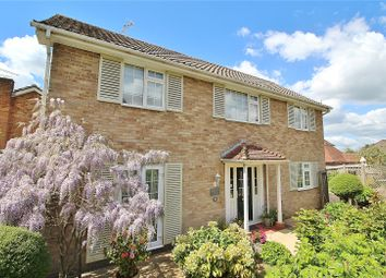 Thumbnail 3 bed detached house for sale in Hurston Close, Findon Valley, West Sussex