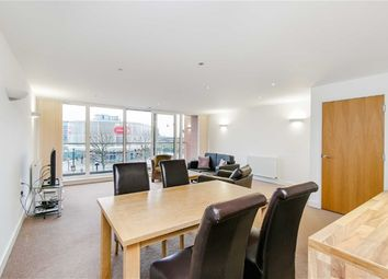 Thumbnail 2 bed flat for sale in Adriatic Apartments, 20 Western Gateway, Docklands
