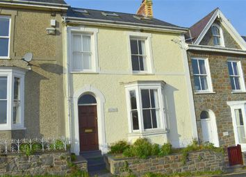 Thumbnail 4 bed terraced house for sale in Glanmor Terrace, New Quay, Ceredigion