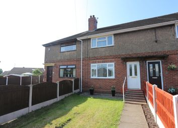 Thumbnail 2 bedroom town house for sale in The Close, Weston Coyney