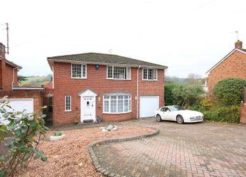 Thumbnail 4 bedroom detached house for sale in Glenthorne Road, Exeter