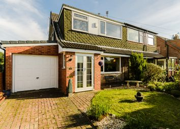 Thumbnail 4 bed semi-detached house for sale in Arrowsmith Drive, Preston, Lancashire