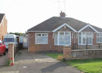 Thumbnail 2 bed semi-detached bungalow for sale in Park Lane, Duston, Northampton