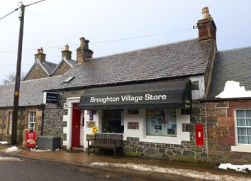 Thumbnail Retail premises for sale in Broughton Village Store, Broughton
