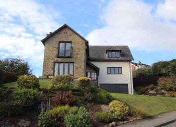 Thumbnail 4 bed detached house for sale in Shirenewton, Chepstow