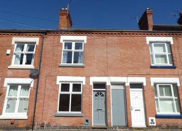 Thumbnail 2 bed terraced house for sale in Bulwer Road, Leicester