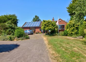 Thumbnail 3 bed bungalow for sale in Cold Overton Road, Oakham