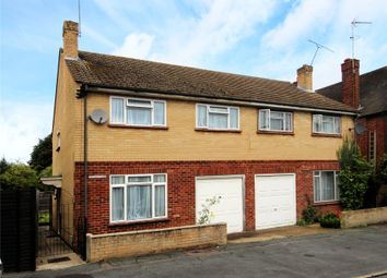 Thumbnail 3 bed semi-detached house for sale in Beaconsfield Road, Woking, Surrey