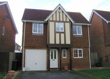 Thumbnail 4 bed detached house to rent in Harrow Way, Ashford, Kent
