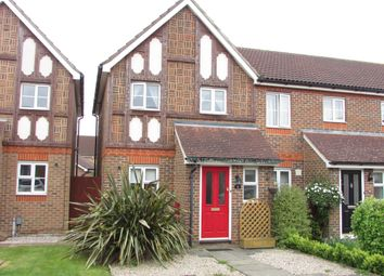 Thumbnail 2 bedroom semi-detached house to rent in Blackdown Road, Stevenage