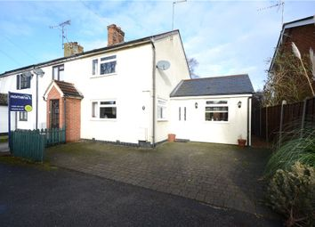 Thumbnail 2 bed end terrace house for sale in Fernhill Road, Farnborough, Hampshire