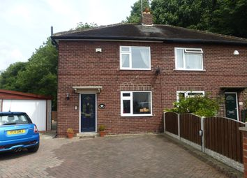 Thumbnail 3 bed semi-detached house for sale in Barrowby Crescent, Leeds