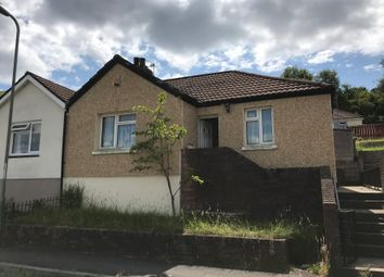 Thumbnail 2 bed semi-detached bungalow for sale in 21 Cefn Ilan Road, Abertridwr, Caerphilly
