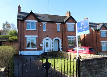 Thumbnail 3 bed semi-detached house for sale in Kings Road, Belfast