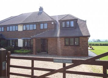 Thumbnail 5 bed semi-detached house for sale in Currance Farm Cottages, Upland Road, Epping Upland, Essex