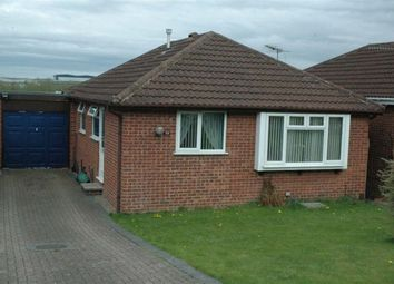 Thumbnail 2 bed bungalow to rent in Erica Drive, South Normanton, Alfreton