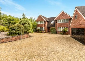 Thumbnail 4 bedroom detached house for sale in Kineton Road, Gaydon, Warwick