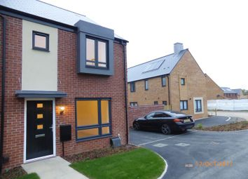 Thumbnail 3 bed semi-detached house to rent in Cape Ruby Close, Bishops Cleeve, Cheltenham
