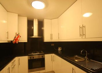 Thumbnail 4 bed flat to rent in North End Road, London