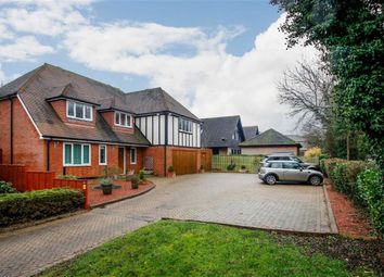 Thumbnail 5 bedroom detached house for sale in Angstrom Close, Shenley Lodge, Milton Keynes, Bucks