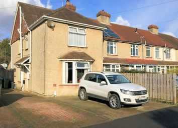 Thumbnail 4 bed end terrace house for sale in Serpentine Road, Fareham