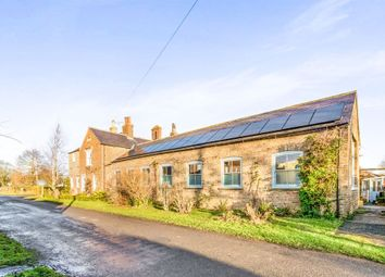 Thumbnail 3 bed detached house for sale in Chapel Lane, Great Carlton, Louth