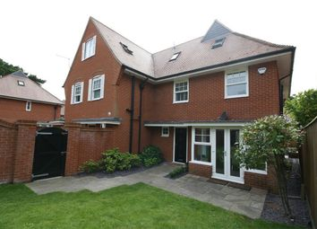 Thumbnail 3 bedroom semi-detached house for sale in Forest Road, Branksome Park, Poole