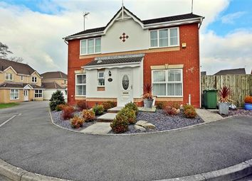 Thumbnail 3 bed detached house for sale in Limetree Close, Church Village, Pontypridd