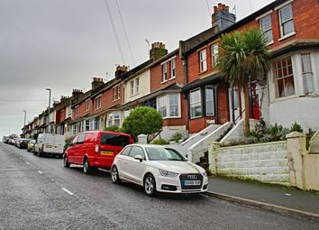Thumbnail 3 bed terraced house to rent in Paynton Road, St. Leonards-On-Sea