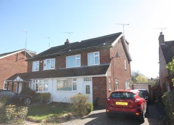 Thumbnail 4 bed semi-detached house for sale in Grange Avenue, Kenilworth