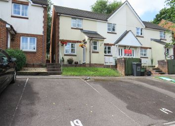 Thumbnail 2 bedroom end terrace house for sale in Lindisfarne Way, Torquay
