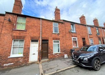 Thumbnail 4 bed terraced house for sale in Florence Street, Lincoln