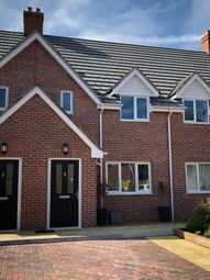 Thumbnail 3 bed terraced house to rent in 6 Printers Mews, Leominster, Herefordshire